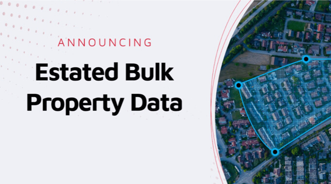 Request property data by location with Estated's new bulk data solution