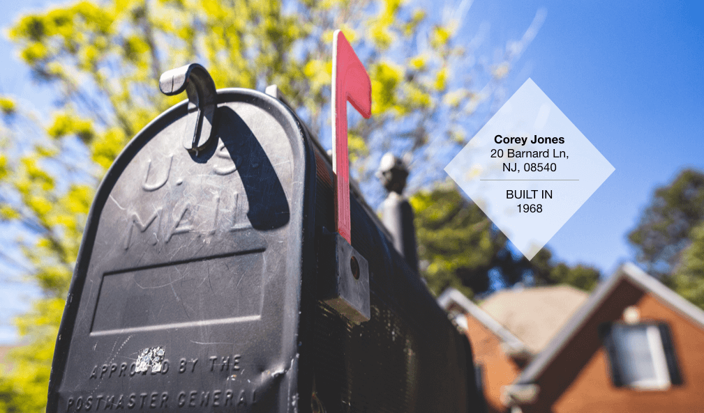 Direct mail targeting with the Estated property data API