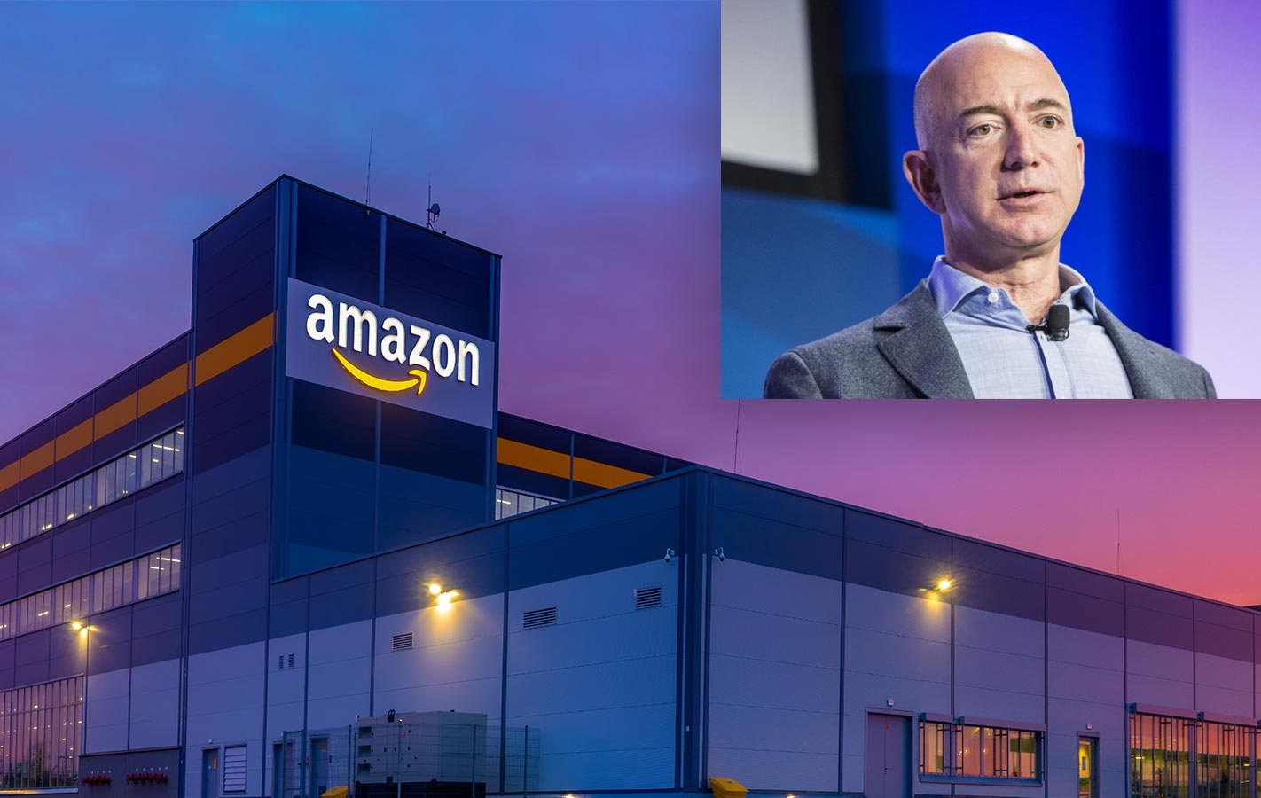 Jeff Bezos moving on as Amazon CEO