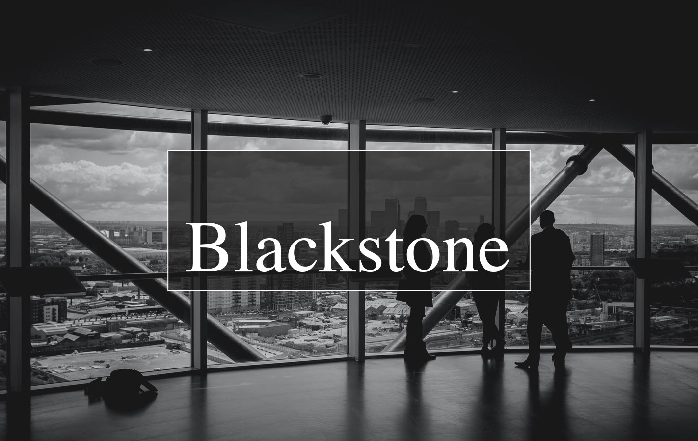 Collaboration of Blackstone and Starwood