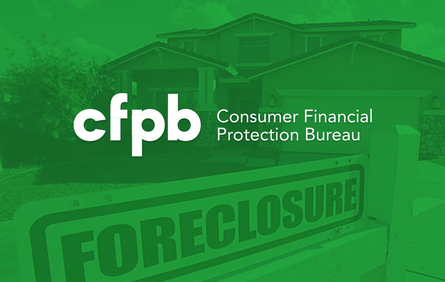 CFPB will not accept being unprepared for an upcoming foreclosure crisis