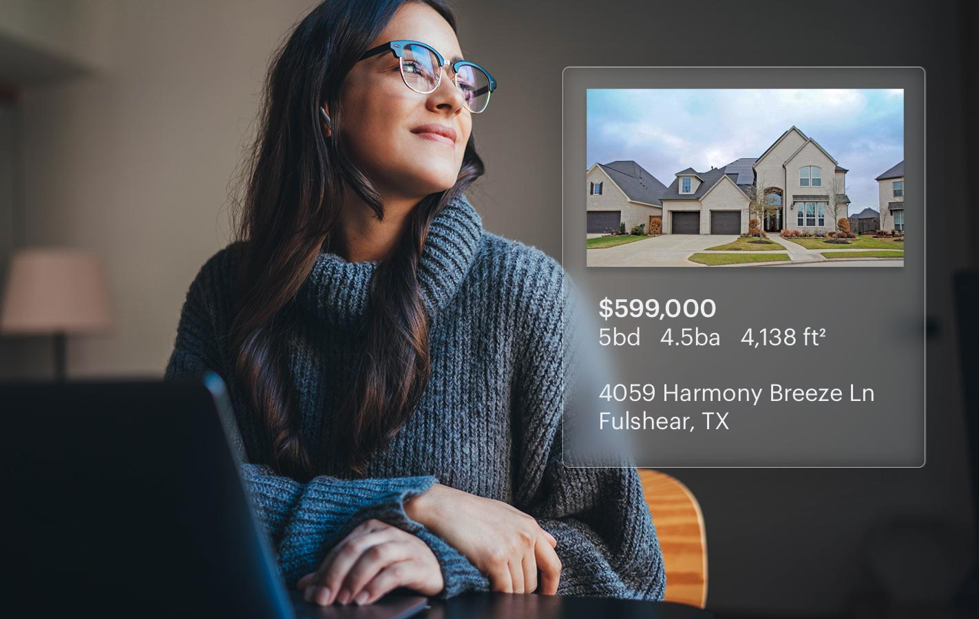 63% of homebuyers have never seen the house