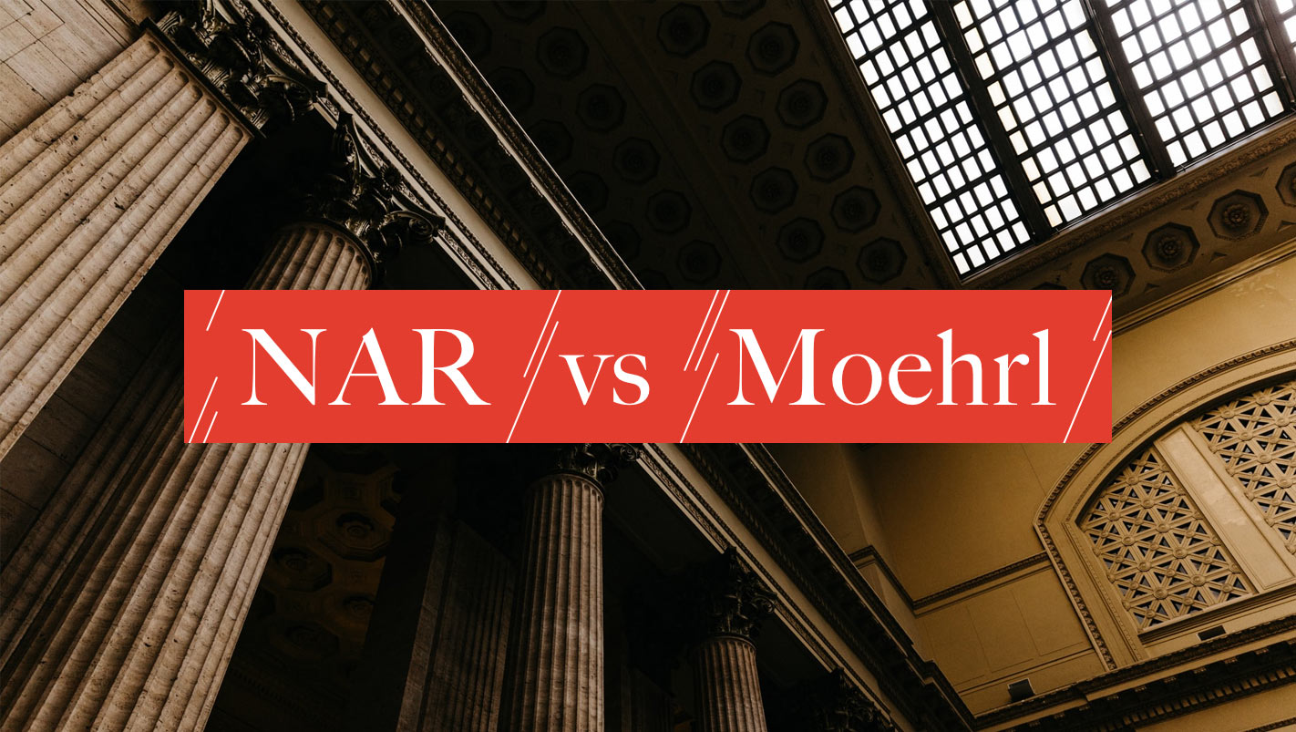 NAR vs Moehrl Lawsuit