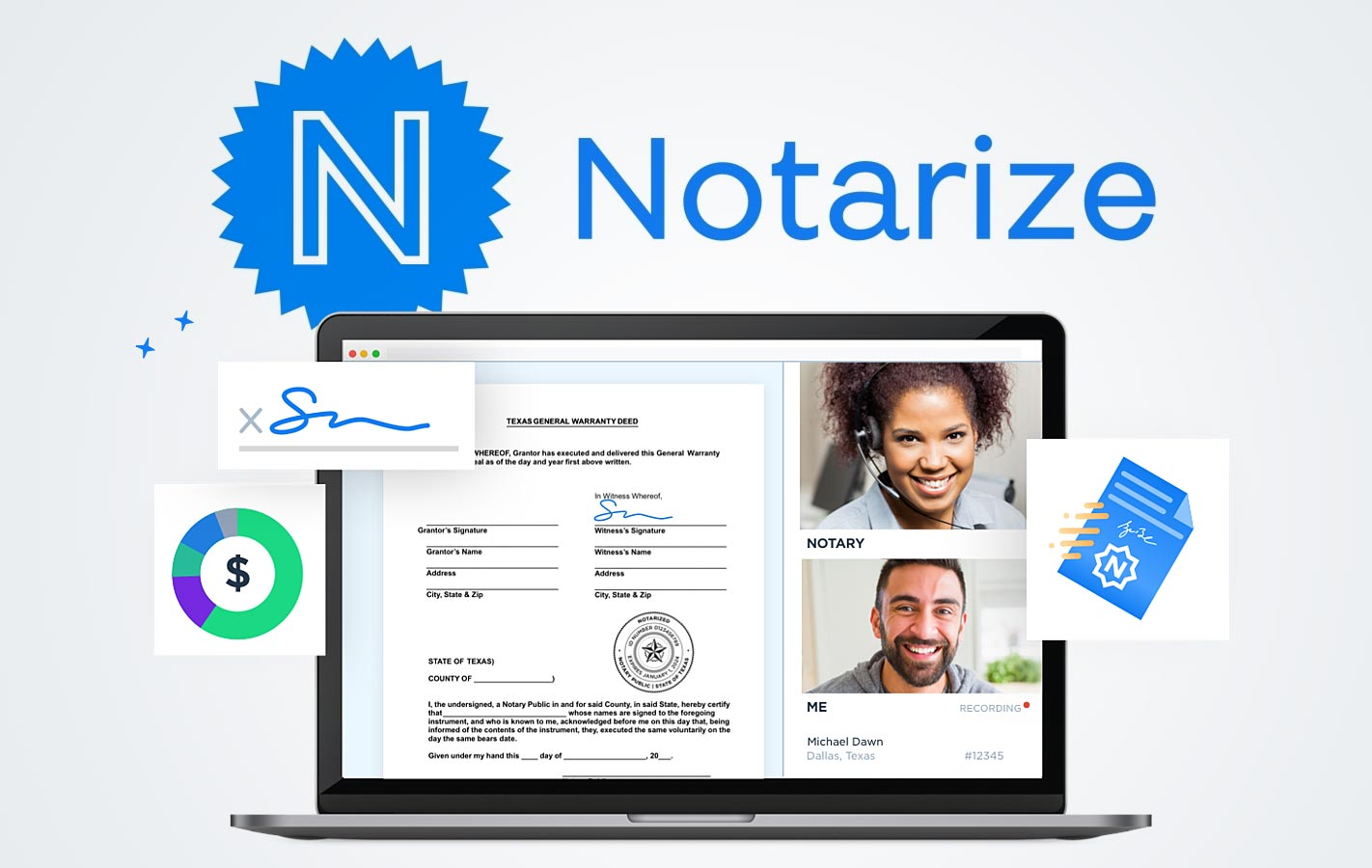 Notarize just raised $130M