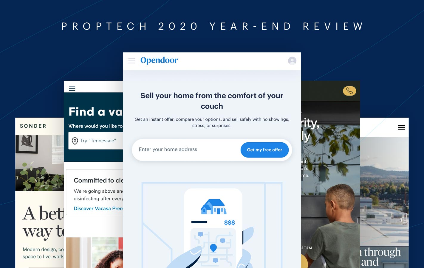 Proptech 2020 year-end review