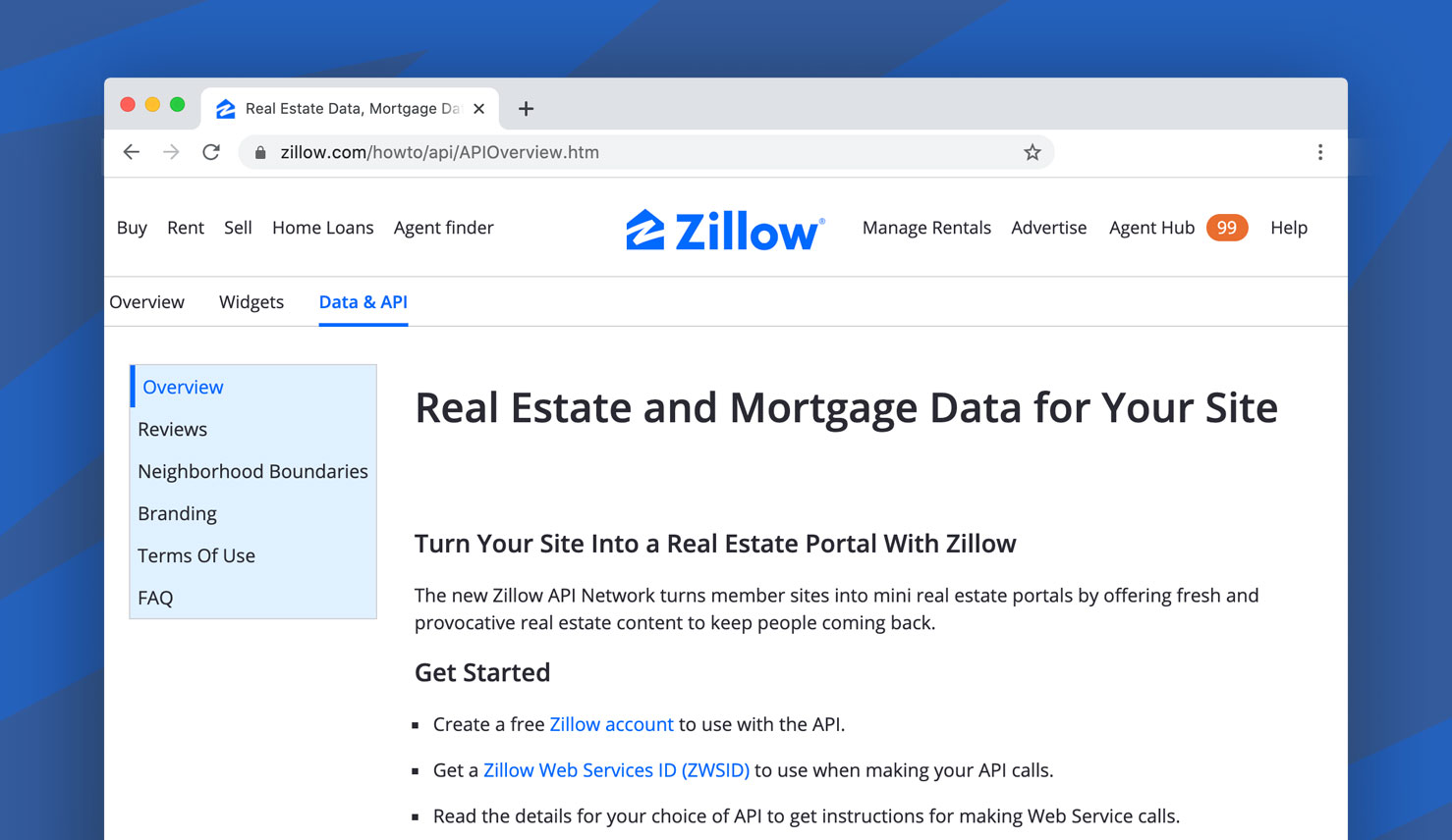 What Happened to Zillow's API?